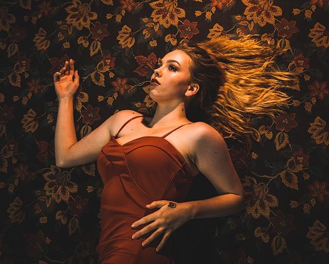 Girl Model Image